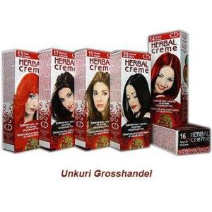 Краска для волос Delia Cosmetics Herbal creme.Травяная мусс-краска на основе натуральной хны фото