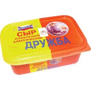 Плавленый сырный продукт Переяславль ДРУЖБА  фото