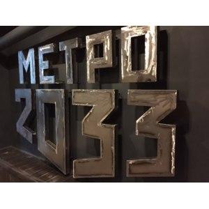 Квест Метро 2033, Москва фото
