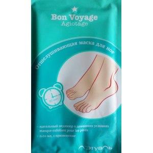 Отшелушивающая маска для ног Л'Этуаль Bon Voyage Agiotage фото