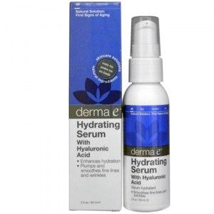 Сыворотка для лица Derma E Hydrating Serum with Hyaluronic Acid фото
