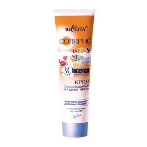 Солнцезащитный крем Белита-Витэкс Солярис для детей spf 30 фото
