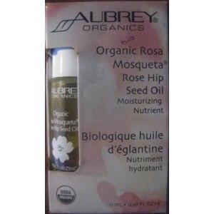 Масло косметическое Aubrey Organics Масло розы Organic Rosa Mosqueta фото