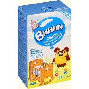 Детская молочная смесь Винни от 0 до12 мес. фото