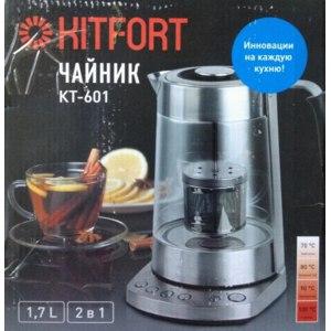 Электрический чайник Kitfort KT-601 фото