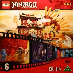 Лего Ниндзяго: Мастера кружитцу / LEGO Ninjago: Masters of Spinjitzu фото