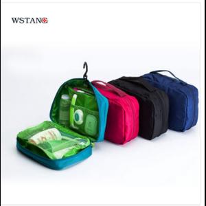Косметичка Aliexpress Travel accessories multifunction waterproof nylon hanging portable toiletry travel bags wash storage bag фото