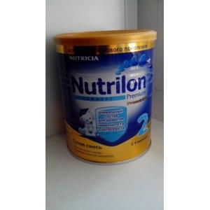 Детское питание Nutricia Нутрилон комфорт 2 фото
