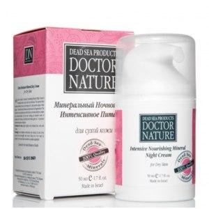 Крем для лица ночной Doctor Nature Интенсивное питание фото