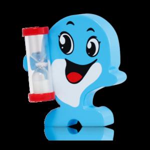 """Таймер для чистки зубов Oriflame """"Дельфинчик Бабл"""" фото"""