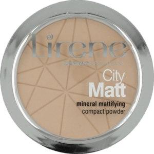Компактная минеральная пудра Lirene City Matt фото