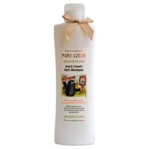 Шампунь Pure Czech Детский для волос с ромашкой, экстрактом пшеницы и пантенолом фото