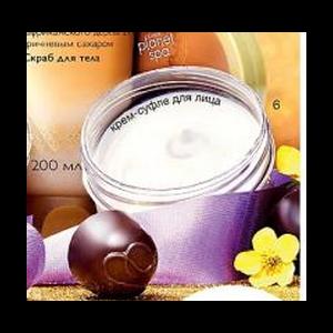 Крем-суфле для лица Avon с маслом Ши 'СПА ритуал удовольствия' фото