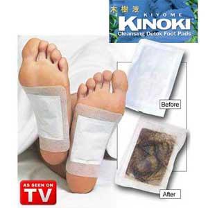 Киноки Aliexpress Пластырь для вывода токсинов из организма Kinoki /   New Detox Foot Pad Patch & Adhesive Sheets free dropshipping фото