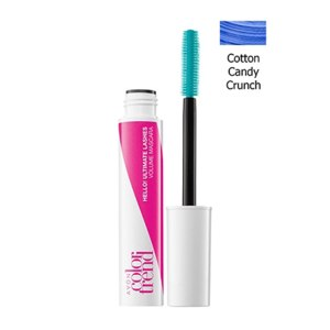 "Тушь для ресниц Avon  Color Trend ""Hello! Ultimate lashes"" цветная фото"
