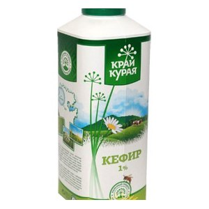Кефир Край Курая 1 % фото