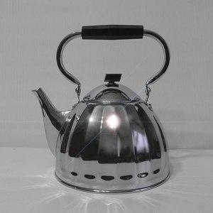 Чайник Кольчугинский никелированный  фото