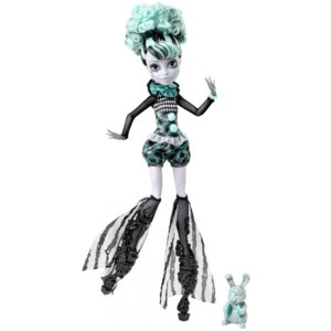 MONSTER HIGH Кукла Твайла Фрик Дю Шик / Twyla Freak du Chic фото