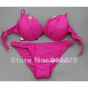 Купальник AliExpress Free shipping Sexy padded scorpion bikini swimwear swimsuit size M L SU0013 shipping within 24hs фото