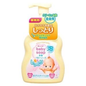 Мыло-пенка Kewpie Детское мыло-пенка увлажняющая с рождения фото