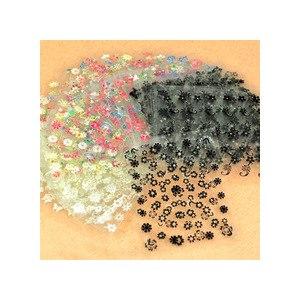 Наклейки для ногтей Aliexpress 2014 Новый 50 Лист х 3D дизайн Совет Nail Art наклейки ногтей Nail Наклейка Маникюр Mix Random Color Flower 1002 фото