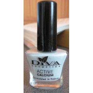 Лак для ногтей Diva cosmetics Active calcium фото