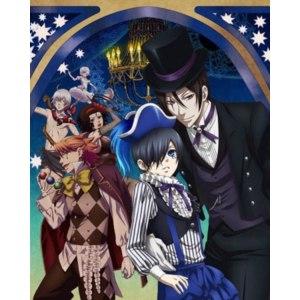 Темный дворецкий: Книга Цирка / Kuroshitsuji: Book of Circus (аниме)  фото