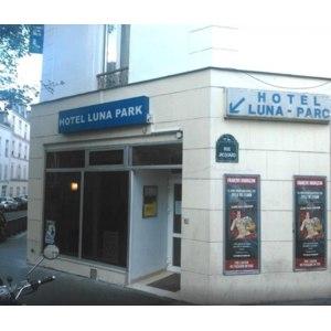 Luna Park Hotel, Франция, Париж фото