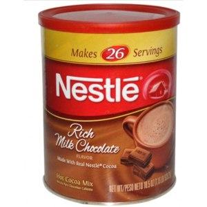 Какао Nestle Hot Cocoa Mix, Rich Milk Chocolate Flavor фото