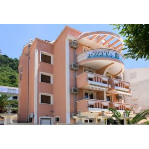 Garni Hotel Koral 3*, Черногория, Бечичи фото