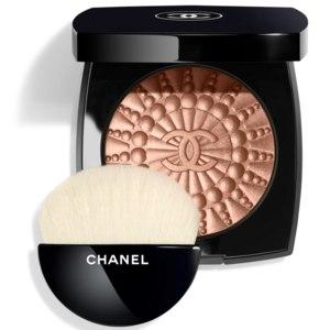 Мерцающие румяна-хайлайтер Chanel Perles de Lumière Highlighting Blush фото