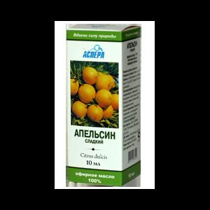 Эфирное масло Аспера Апельсин сладкий фото