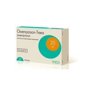 Таблетки  Омепразол фото