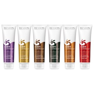Шампунь-кондиционер 2-в-1 Revlon Revlonissimo 45 Days Total Color Care 2 in 1  фото