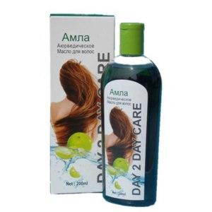 Масло для волос Day 2 Day Care Аювердическое Амла фото