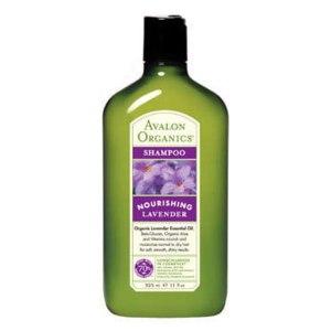 Шампунь Avalon Organics Питательный Лаванда Nourishing Shampoo, Lavender фото