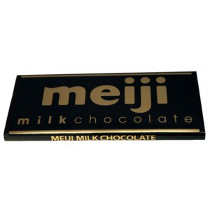 Молочный шоколад Meiji Milk Chocolate фото
