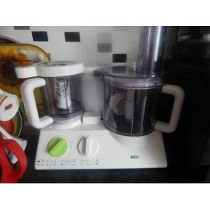 Кухонный комбайн Braun FX 3030 фото