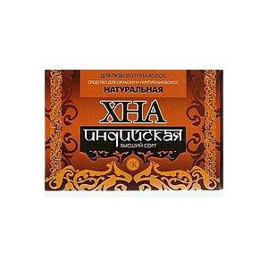 Хна для волос ФИТОкосметик индийская натуральная фото