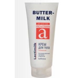 Крем для тела  Lactimilk Butter-Milk Pro-Vitamin A фото