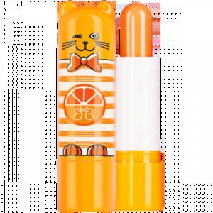 Детская косметика Faberlic Защитный бальзам для губ Кот Апельсин фото