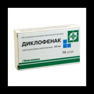Diclofenac a prosztatitis ellen