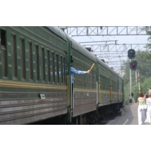Поезд № 479 А Санкт-Петербург - Сухум  фото