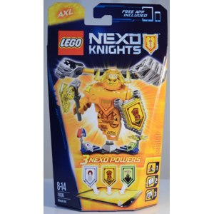 Lego Нексо Найтс Абсолютная сила Аксель   Nexo Knights Ultimate Axl   70336 фото