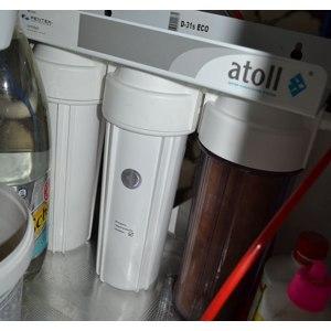 Фильтр для воды  Atoll  фото