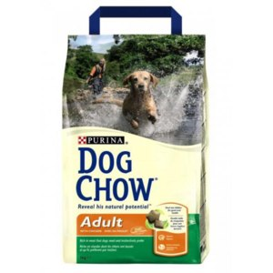 Dog Chow Adult Chicken фото