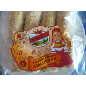 Блинчики Ермолинские полуфабрикаты домашние с мясом фото
