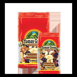 Орехи и сухофрукты Tomas Green смесь орехо-фруктовая фото
