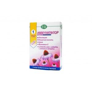 Лекарственный препарат  Иммунилфлор от E.S.I. фото