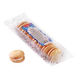 Печенье Частная пекарня На Вишнёвой Твороженка  с творожной начинкой фото